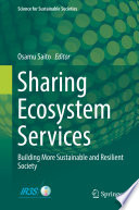 Sharing Ecosystem Services