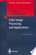 Color Image Processing and Applications