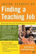 Inside Secrets of Finding a Teaching Job