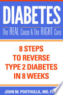 Diabetes  The Real Cause and The Right Cure