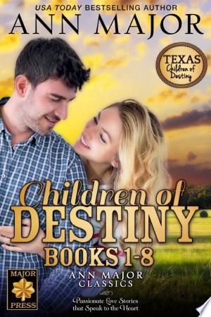 Children of Destiny Books 1-8 Ebook - digital ebook library