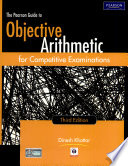 The Pearson Guide To Objective Arithmetic For Competitive Examinations  3 E