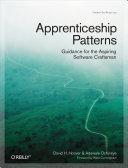 Apprenticeship Patterns