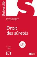 Pdf Droit des sûretés - 7e éd. Telecharger