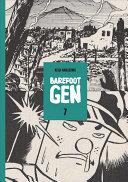 Barefoot Gen  Bones into dust Book
