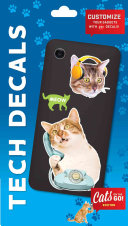 Cat Tech Decals