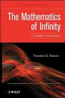 The Mathematics of Infinity [Pdf/ePub] eBook