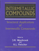 Intermetallic Compounds, Structural Applications of
