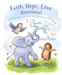 Faith  Hope  Love Devotional  padded