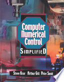 Computer Numerical Control Simplified Book