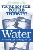 Pdf Water for Health, for Healing, for Life Telecharger