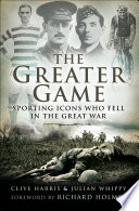 The Greater Game Book