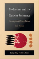 Modernism and the Nativist Resistance