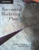 The Successful Marketing Plan