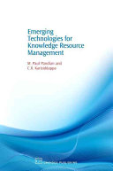 Emerging Technologies for Knowledge Resource Management Book