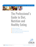 Pdf The Professionals' Guide to Diet, Nutrition and Healthy Eating