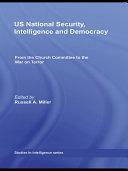 US National Security, Intelligence and Democracy Pdf/ePub eBook