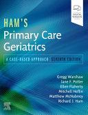 Ham s Primary Care Geriatrics