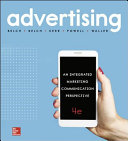Cover of Advertising: an Imc Perspective 4e
