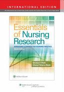 Essent Nursing Research (Int Ed)