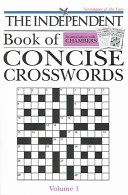 "Chambers ""The Independent"" Concise Crosswords"