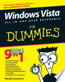 Windows Vista All In One Desk Reference For Dummies