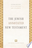 The Jewish Annotated New Testament Book