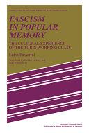 Fascism in Popular Memory