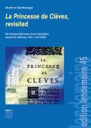 Pdf La Princesse de Clèves, revisited Telecharger