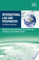International Law And Freshwater Book PDF
