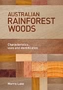 Australian Rainforest Woods