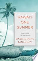 Hawai i One Summer