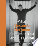 What Alexander Mcqueen Can Teach You about Fashion  Icons with Attitude  Book