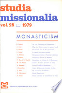 Studia Missionalia Vol. 28