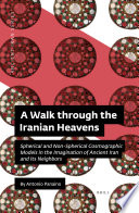 A Walk through the Iranian Heavens Book
