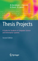 Thesis Projects