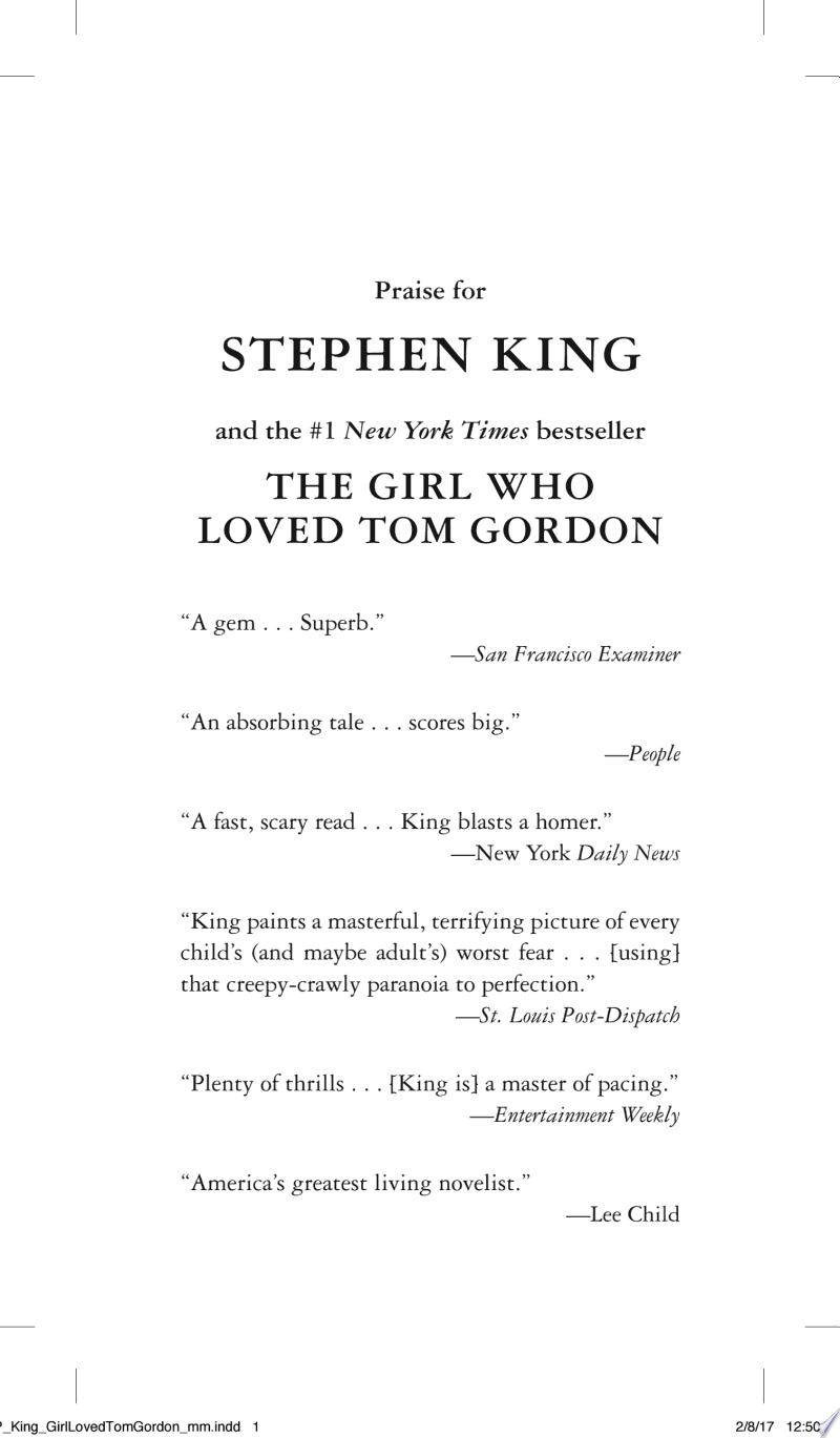 The Girl Who Loved Tom Gordon image