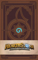Hearthstone Hardcover Ruled Journal