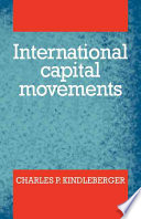 International Capital Movements