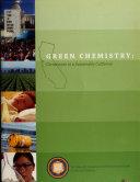 Green Chemistry Book