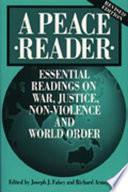 A Peace Reader