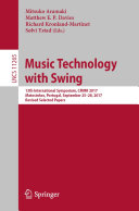 Music Technology with Swing