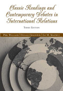Cover of Classic Readings and Contemporary Debates in International Relations
