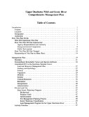 Deschutes National Forest (N.F.), Upper Deschutes Wild and Scenic River (WSR) and State Scenic Waterway, Management Plan, Deschutes County