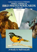 North American Bird Photo Postcards in Full Colour