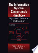 The Information System Consultant s Handbook Book