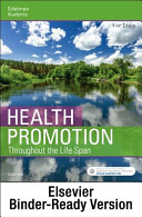 Health Promotion Throughout the Life Span   Binder Ready