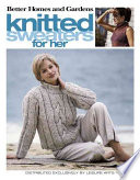 Better Homes and Gardens Knitted Sweaters for Her