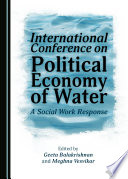 International Conference on Political Economy of Water