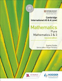 Books - Cam Inter As & A Level Maths Pure 2 And 3 Sec Ed | ISBN 9781510421738
